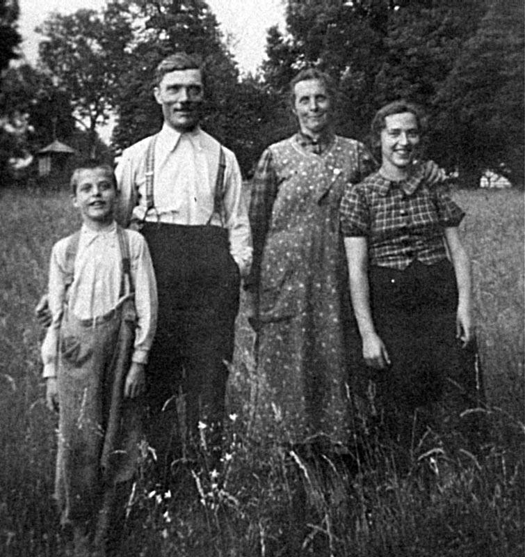 Vater Mutter Hitler